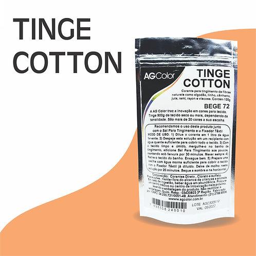 Tinge Cotton Bege 72 - 120g