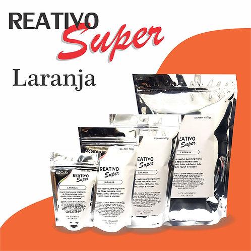 Reativo Super - Laranja