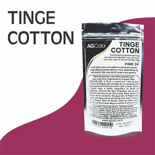 Tinge Cotton Pink 24 - 120g