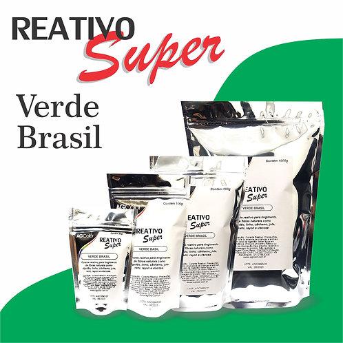 Reativo Super - Verde Brasil