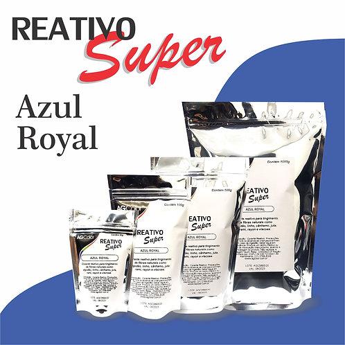 Reativo Super - Azul Royal