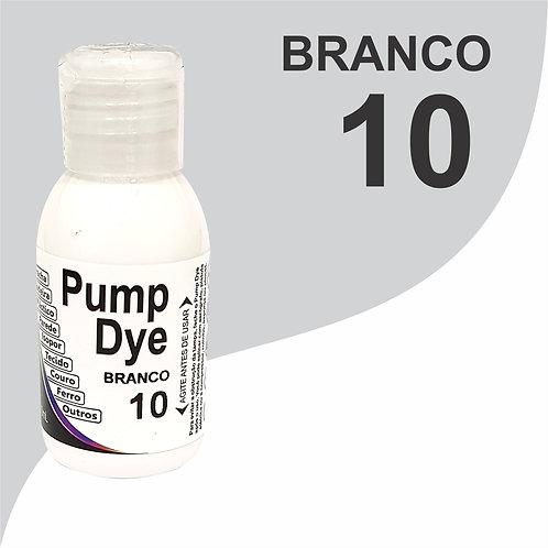 Pump Dye Branco 10