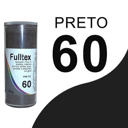 Fulltex Preto 60 - 40g