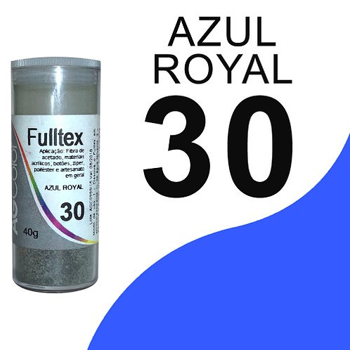 Fulltex Azul Royal 30 - 40g