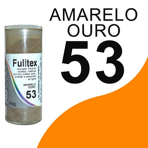 Fulltex Amarelo Ouro 53 - 40g