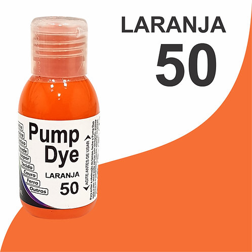 Pump Dye Laranja 50