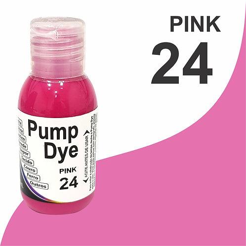 Pump Dye Rosa Pink 24