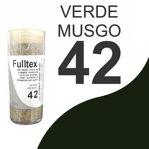 Fulltex Verde Musgo 42 - 40g