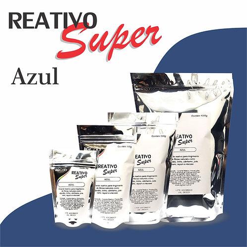 Reativo Super - Azul