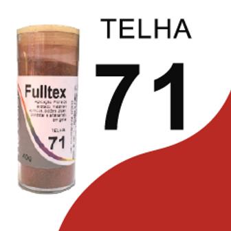 Fulltex Telha 71 - 40g