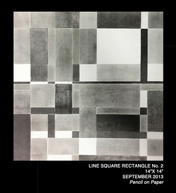 Line Square Rectangle Drawing