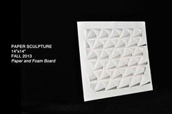 Paper Sculpture