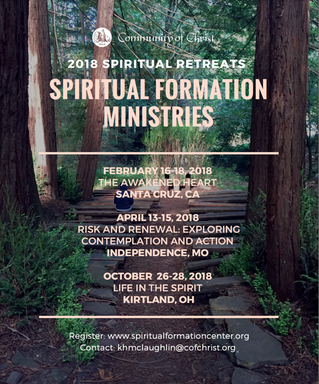 Spiritual Formation Opportunities