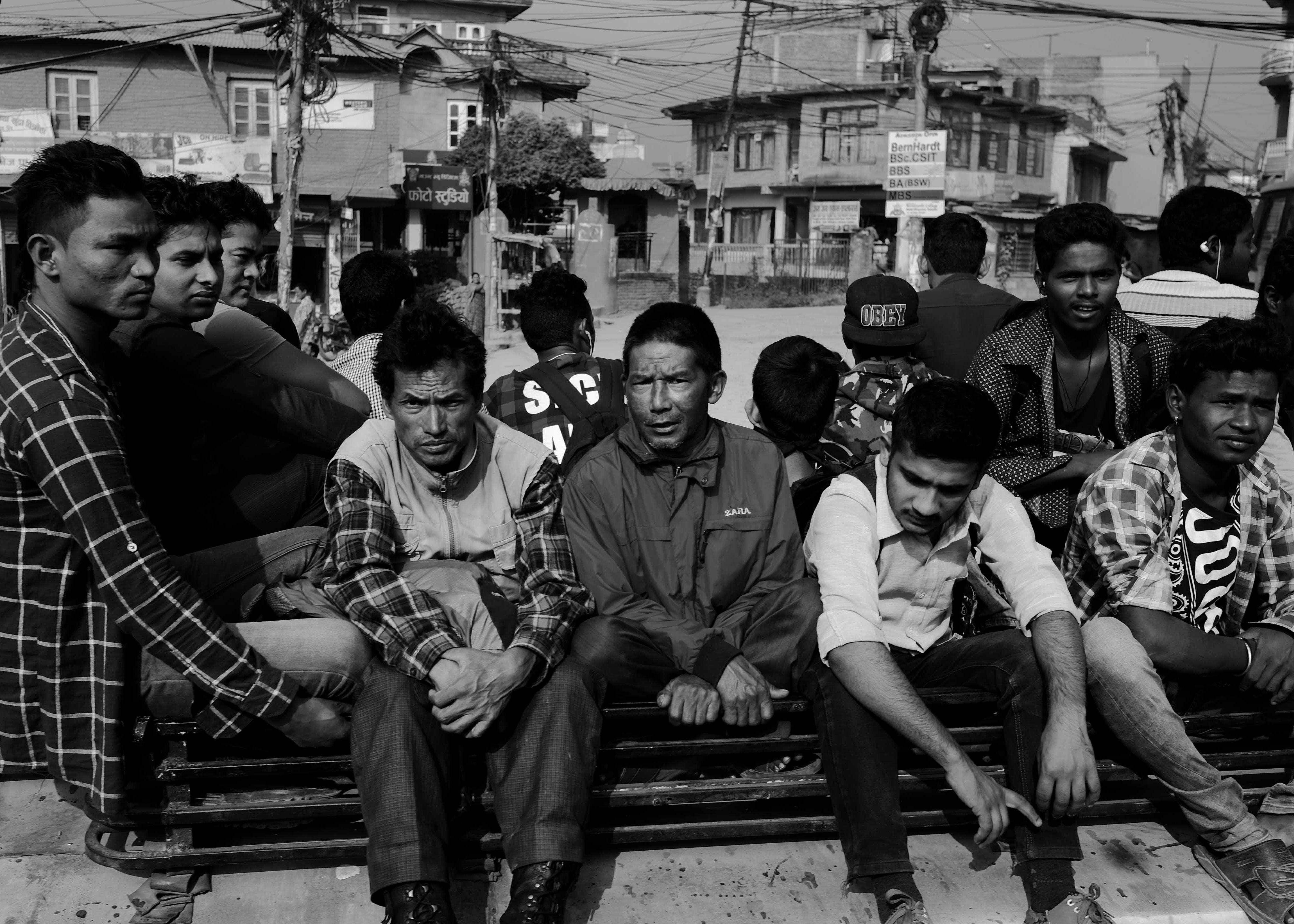 Nepal bnw (4 of 9)