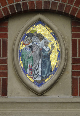 Triptych - All Saints