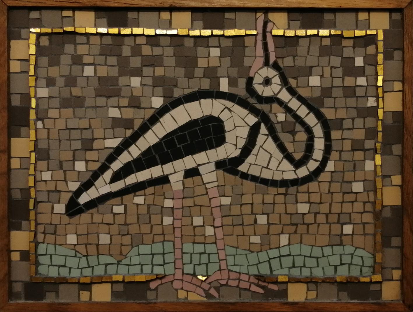 Medieval Stork