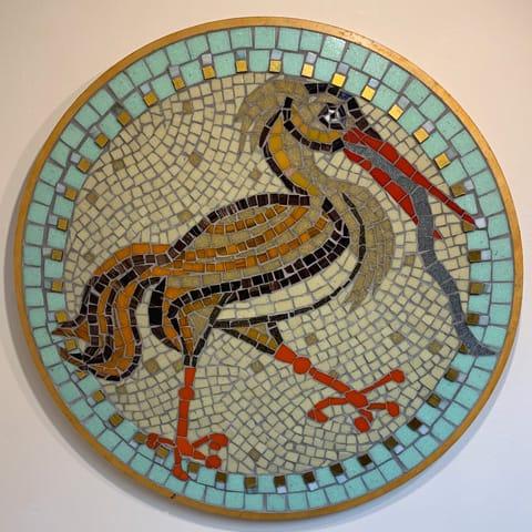 Medieval Heron