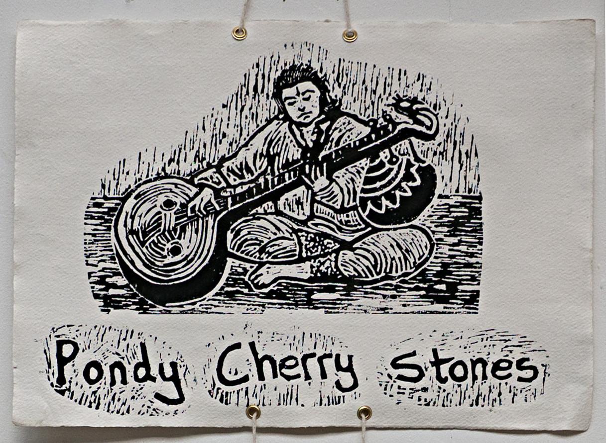 Pondy Cherry Stones