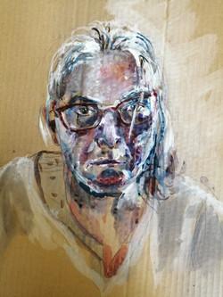 Coronavirus Self Portrait 2