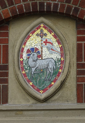 Triptych - Lamb of God