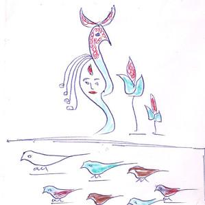Pushpat's drawing 1