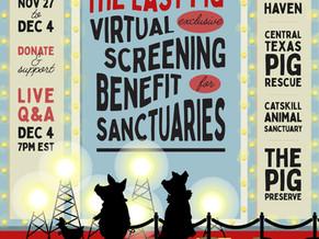 Virtual Screening to Benefit 4 Sanctuaries
