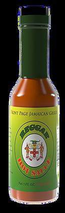 REGGAE HOT SAUCE - 3 bottles