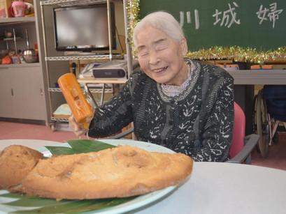 100歳のお祝い会