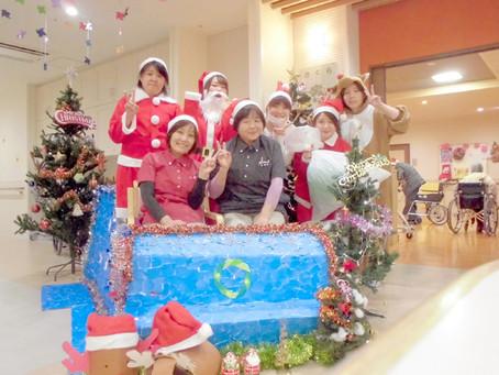 七里ホームのクリスマス
