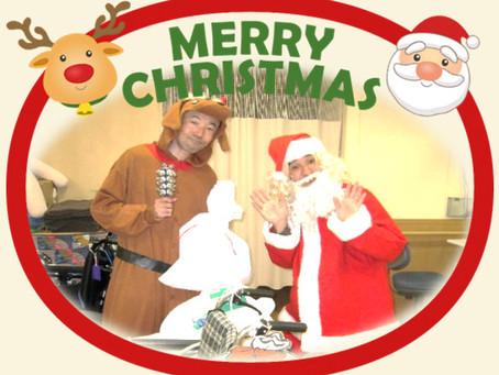 デイサービスクリスマス会