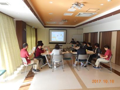 「見沼区東部圏域ケアマネ勉強会」を開催しました