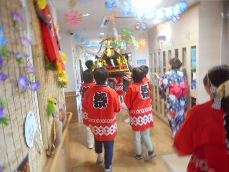 第5回七里ホーム納涼祭