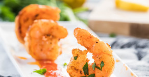 Kickin' Cajun Seasoned Shrimp