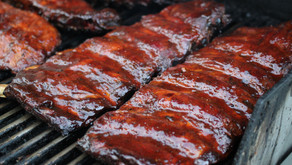 Slow Smoked Pork Ribs