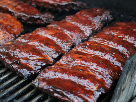 Slow Smoked Pork Ribs