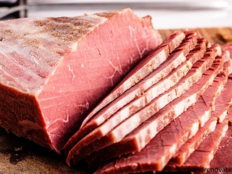 Corned Beef - Slightly Salty, Slightly Sour