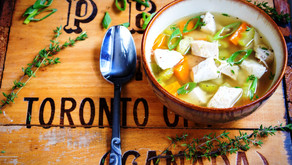 Homemade Turkey Soup - from scratch
