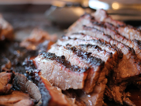 Melt in Your Mouth Slow Smoked Brisket (sweet & spicy)