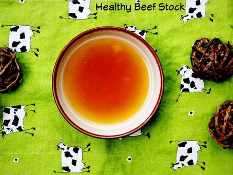 Healthy Beef Stock