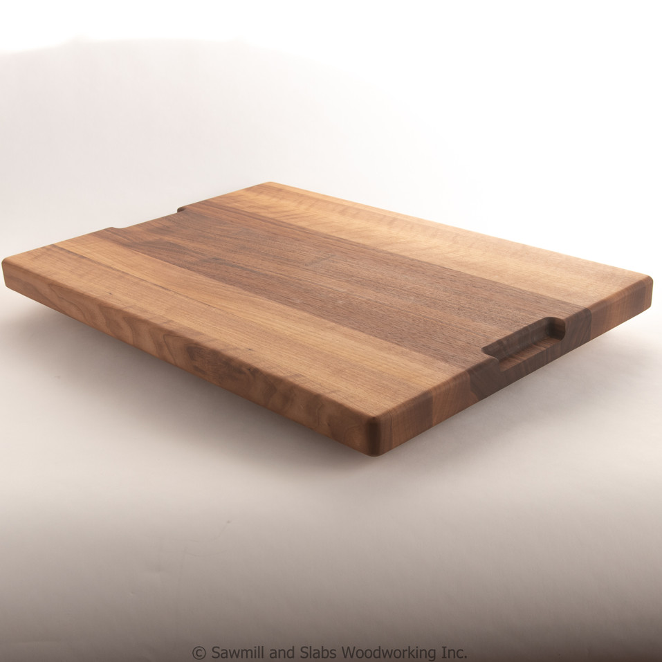 X Large Cutting Board with Osage Orange