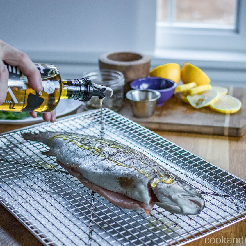 Grilled Trout-5
