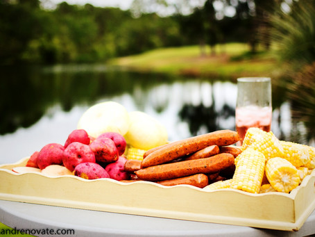 Low Country Boil Cookout