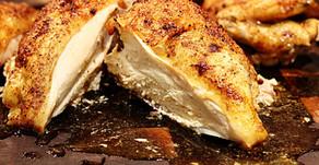 Spatchcock Roast Chicken - Restaurant Style