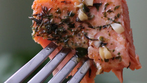 Trout with Garlic and Herb Butter