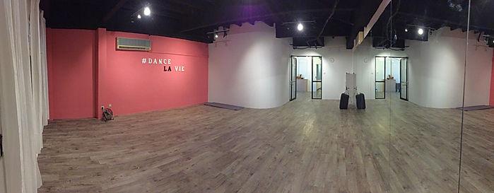 Dance La Vie-Dance studio rental & hire at 80b Arab st Singapore