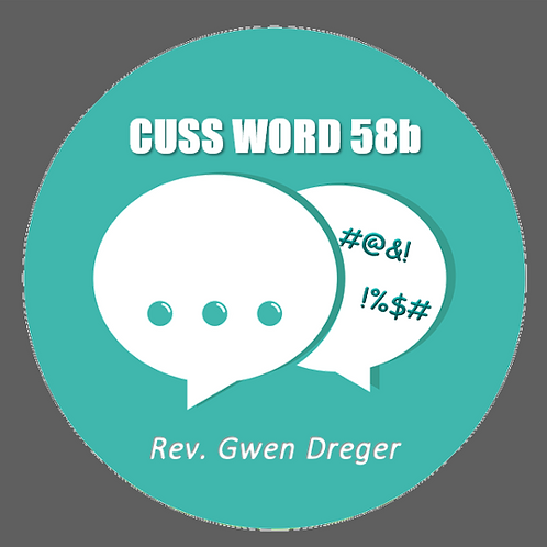 Cuss Word 58B - Single CD