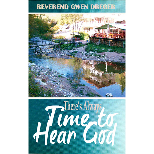 There's Always Time to Hear God - Book