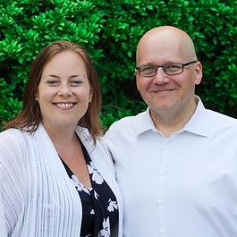 Pastor Anne & Ari