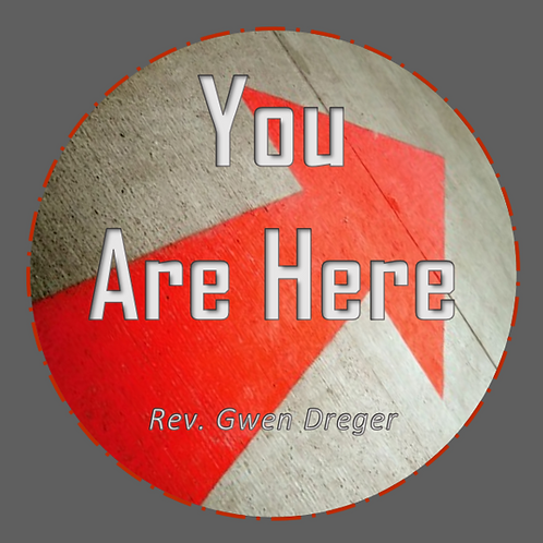 You Are Here - Single CD
