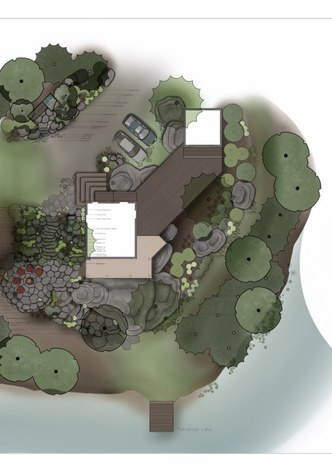 Landscape Construction and Design in Toronto and surrounding area